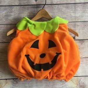 Pumpkin - baby costume